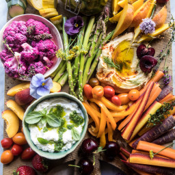 Farmer Market Pickled Crudité Platter