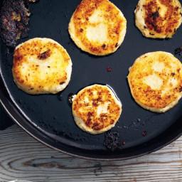 Farmer's Cheese Pancakes