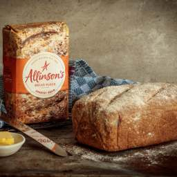 Farmhouse Country Grain Loaf by Allinsons
