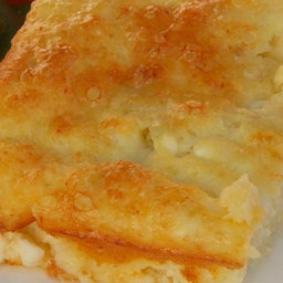 Fast-and-Fabulous Egg and Cottage Cheese Casserole
