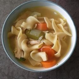 Fast Chicken Soup Base Recipe