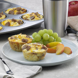 Fast & Easy Breakfast Cups
