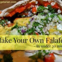 Fast Falafel