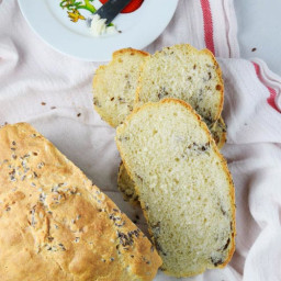 Fast No Knead Bread