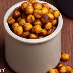 Fat Flush Chickpea Peanuts
