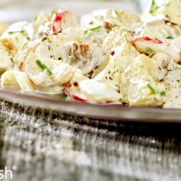 Fat Flush Potato Salad