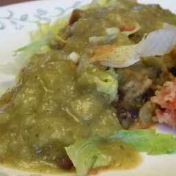 Fat Free Green Enchilada Sauce