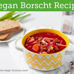 Fat Free Vegan Borsch Recipe