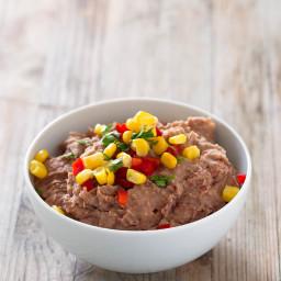 Fat Free Vegan Refried Beans