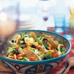 Fattoush (Pita Bread Salad)