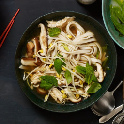 Faux Chicken Pho Cup of Noodles