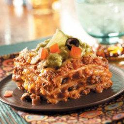 Favorite Mexican Lasagna Recipe