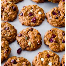 Favorite Pumpkin Oatmeal Cookies