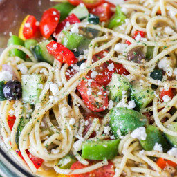 Favorite Spaghetti Salad
