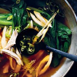 Feel-Good Chicken Soup