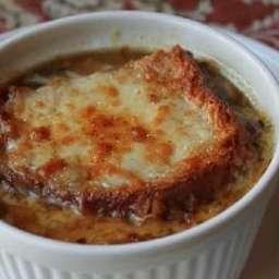Fennel Soup Gratin