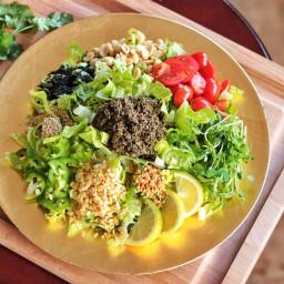 Fermented Tea Leaf Salad Recipe