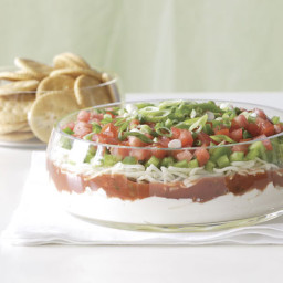 Festive Favourite Layered Dip