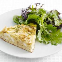 Feta-and-Cauliflower Frittata