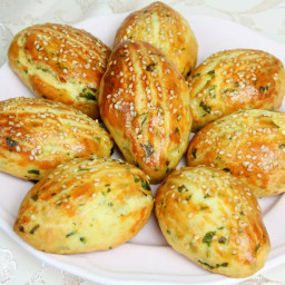 Feta and Parsley Pastry