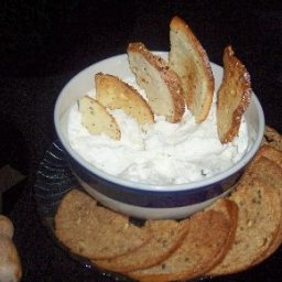 Feta Cheese Cracker Spread