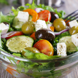 Feta Greek Salad
