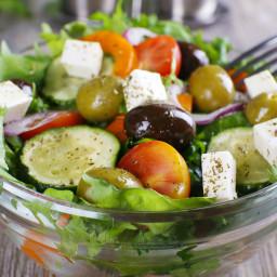 Feta Greek Salad