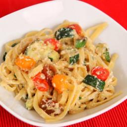 Fettuccini With Ricotta Recipe