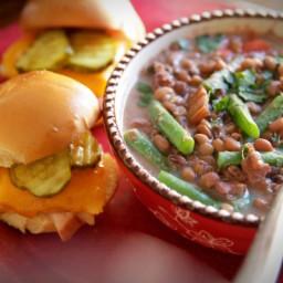 Field Peas & Snap Beans