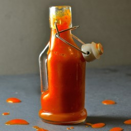 Fiery Habanero Hot Sauce