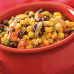 Fiesta Corn With Black Beans
