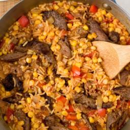 Fiesta Fried Rice