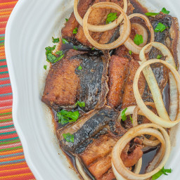 Filipino Fish Steak Recipe