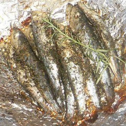 Fish With Herbs