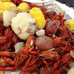 Fishing Central Crawfish Boil Recipe