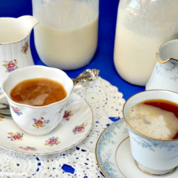 FIT FOR A QUEEN FRENCH VANILLA COFFEE CREAMER