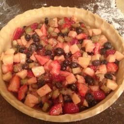 Five-Fruit Pie Filling
