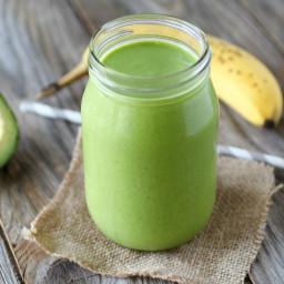 Five-Ingredient Go-To Green Smoothie