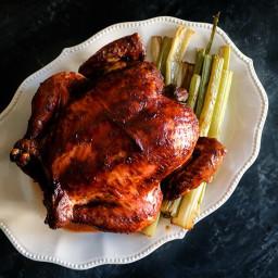 Five Spice Glazed Chicken