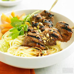 Five-Spice Pork Kabobs