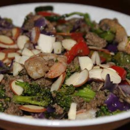 Five Spice Stir Fry ( by Sarah Fragoso )