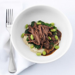 Five Spiced Beef & Celeriac Mash
