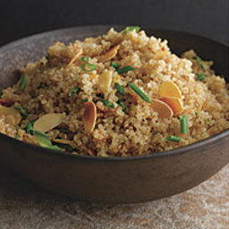 Five-Spice Quinoa with Toasted Almonds