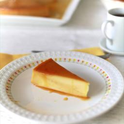 Flan de Queso (Cheese Flan)