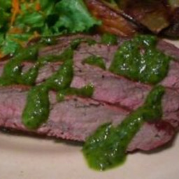 Flank Steak for Two