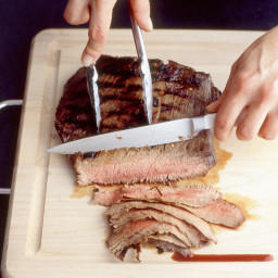 Flank Steak with Lime Marinade