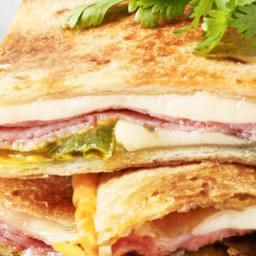Flatbread Cubano Sandwiches