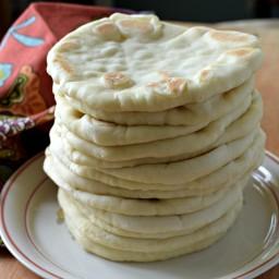 Flatbread   Easy Delicious Mediterranean All-Purpose Bread