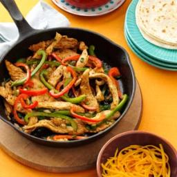 Flavorful Chicken Fajitas Recipe