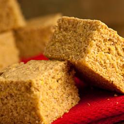 Flax 'N Corn Bread